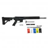 9MM Rifle Kit, 16″ Phosphate Barrel, Keymod Rail w/ 80% Lower