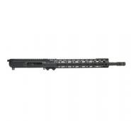 16″ 9MM NITRIDE 1/10 13.5″ M-LOK RAILED UPPER WITH BCG & CH