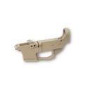 9mm AR-9 80% Lower Receiver – FDE