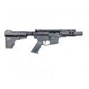 AR-9 9MM 4.5″ SLICK SIDE PRECISION PISTOL KIT / FLASH CAN