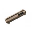 AR-9 Billet Upper Receiver – FDE