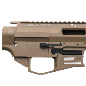 AR-9 Combo – 80% Lower and Upper Receiver