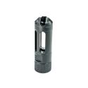 Faxon Firearms 9mm MuzzLok Ported Flash Hider – 12×28