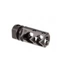 Fortis Muzzle Brake – 9MM Black