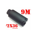 KAK INDUSTRY 12×36 9MM FLASH CAN