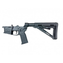 MA-9 9MM GLOCK STYLE COMPLETE BILLET LOWER WITH MAGPUL STOCK